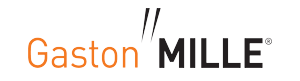 Logo Gaston Mille